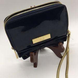 Zac Posen Patent Leather Wristlet